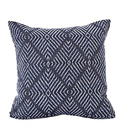 Ruff Hewn Argyle Decorative Pillow