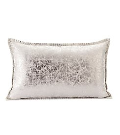 Charlie Crackle Velvet Decorative Pillow