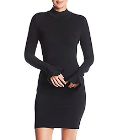 MICHAEL Michael Kors Bell Sleeve Dress