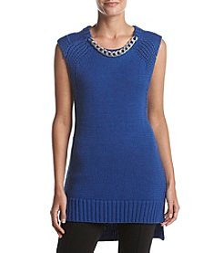 MICHAEL Michael Kors Chain Knitted Tunic