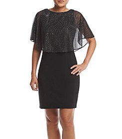 Jessica Howard Petites' Caplet Sheath Dress
