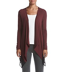 Ivanka Trump Athleisure® Sheer Open Cardigan