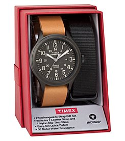 Timex Men's Expedition Scout 43 Watch Box Set