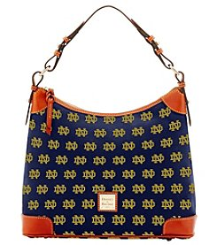 Dooney & Bourke® NCAA® Notre Dame Hobo Bag