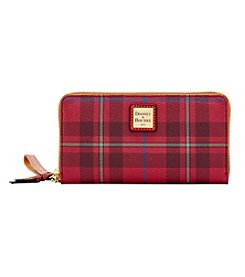 Dooney & Bourke® Tiverton Large Zip Around Wristlet