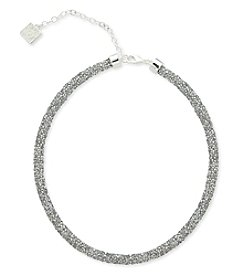 Anne Klein® Crystal Sparkle Collar Necklace