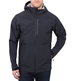 William Rast® Hooded Softshell Jacket