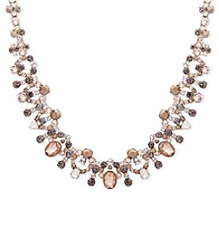 Givenchy® Goldtone Drama Collar Necklace