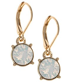Gloria Vanderbilt® Leverback Drop Earrings