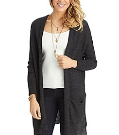 Democracy Lace Up Cardigan
