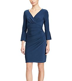 Lauren Ralph Lauren® Bell Sleeve Jersey Dress