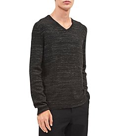 Calvin Klein Men's Modal Long Sleeve Sweater