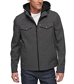 Levi's Men's Softshell Trucker Jacket