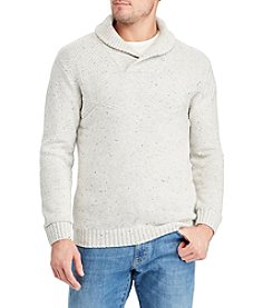 Chaps Men's Shawl Collar Sweater