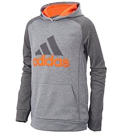 adidas Boys' 8-20 Fusion Pullover Hoodie