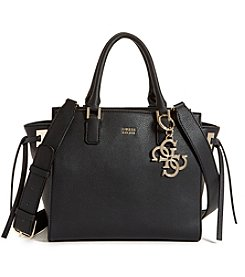 GUESS Digital Status Satchel