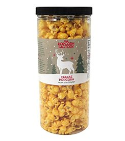 The Popcorn Factory Cheese Popcorn Can