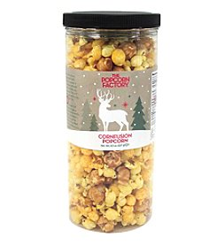 The Popcorn Factory Cornfusion Trip Mix Popcorn Can