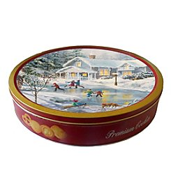 Ironwood Gourmet Original Premium Cookies Art Tin