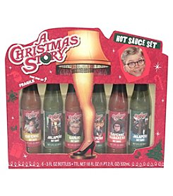 Design Pac A Christmas Story Hot Sauce