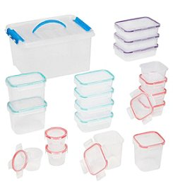 Snapware 40-pc. Snapware Tote + $10 Back by Mail see offer details