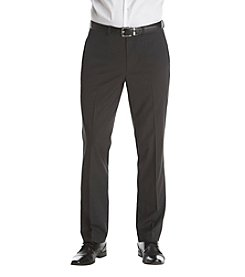 REACTION Kenneth Cole Men's Charcoal Pant