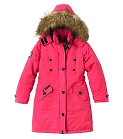 Weatherproof Girls' 7-16 Heavyweight Cold Weather Coat