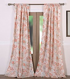 Barefoot Bungalow Cordelia Window Panel Pair