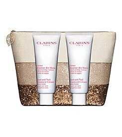 Clarins Hand and Nail Treatment Cream Gift Set