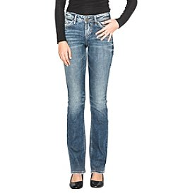 Silver Jeans Co. Suki Slim Boot Cut Jeans