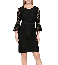 Tommy Hilfiger Marquis Lace Bell Dress
