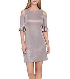 Tommy Hilfiger Cold Shoulder Dress