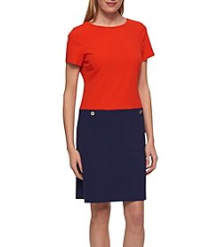 Tommy Hilfiger Colorblock Dress