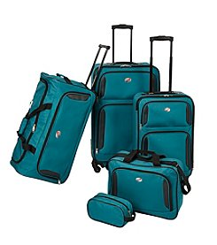 American Tourister 5-pc Spinner Luggage Set
