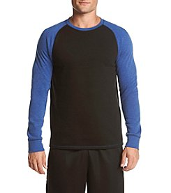 Exertek Men's Raglan Crew Fleece