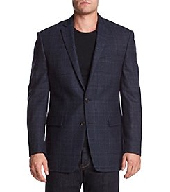Lauren Ralph Lauren Men's Big & Tall Plaid Slim Sportcoat