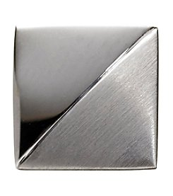 Kenneth Roberts Tic-Tac Diagonal Line Tie Clip