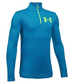 Under Armour® Boys' 8-20 Tech™ Textured Quarter Zip Sweatshirt