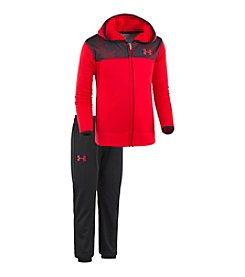 Under Armour® Boys' 2T-4T Digital City Hoodie Track Set