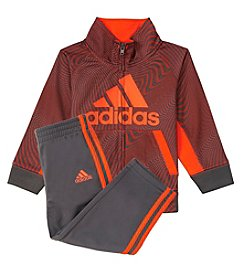 adidas® Baby Boys' Fusion Jacket Outfit Set