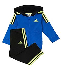 adidas® Baby Boys' 12M-24M In Zone Jacket Set