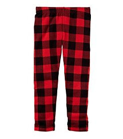Carter's® Baby Girls' Plaid Leggings