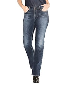 Silver Jeans Co. Plus Size Elyse Slim Bootcut Jeans