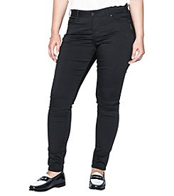 Silver Jeans Co. Plus Size Suki Super Skinny Jeans