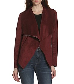 Vigoss Drapey Vegan Wrap Jacket