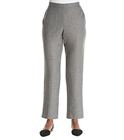 Alfred Dunner Petites' Pull On Stretch Pants