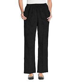 Alfred Dunner Petites' Corduroy Pants