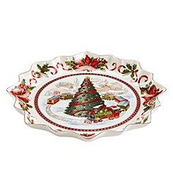 Villeroy \u0026 Boch® Deep Pastry Plate  sc 1 th 239 & Dinnerware | Christmas Dinnerware | Dining \u0026 Entertaining | Bergner\u0027s