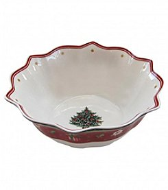 Villeroy u0026 Boch® Small Rice Bowl  sc 1 st  Elder-Beerman & Christmas Dinnerware | Dining u0026 Entertaining | Home | Elder-Beerman