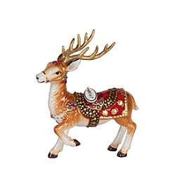 Fitz and Floyd® Year Dated Deer Ornament